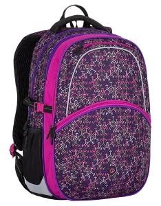 Bagmaster Madison 7 A Black/violet/grey
