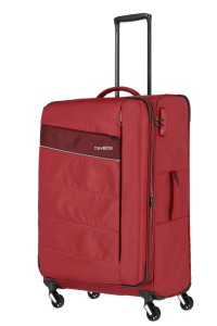 Travelite Kite 4w L Red