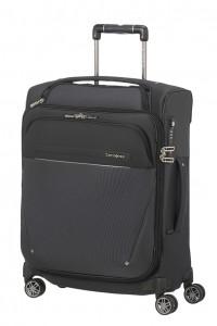 Samsonite Kabinový cestovní kufr B-Lite Icon Spinner EXP Toppocket CH5 39/44 l – černá