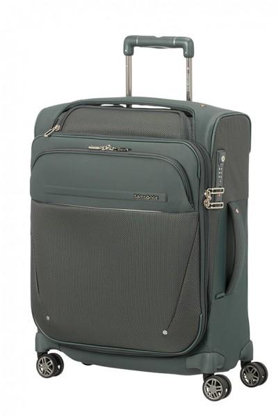 Samsonite Kabinový cestovní kufr B-Lite Icon Spinner EXP Toppocket CH5 39/44 l – šedá