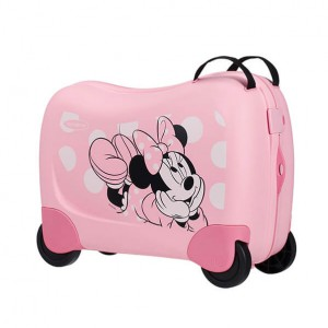 Samsonite Kabinový cestovní kufr Dream Rider Disney 43C 25 l – Minnie Glitter