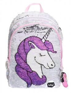 BAAGL Dívčí školní batoh Fun Unicorn A-7397 29 l – Fun Unicorn