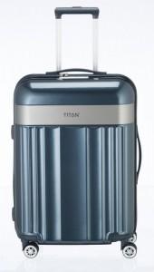 Titan Spotlight Flash 4w M cestovní kufr TSA 67 cm North Sea