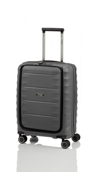 "Titan Highlight 4w S palubní business kufr NB 15,6"" TSA 55 cm 42 l Anthracite"