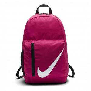Dětský batoh Nike Y NK ELMNTL BKPK RUSH PINK/BLACK/WHITE