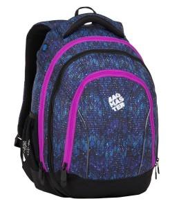 Bagmaster Studentský batoh SUPERNOVA 8 A 23 l