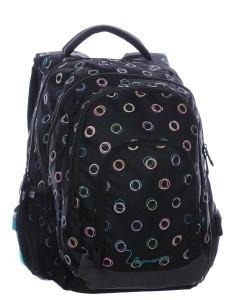 Bagmaster Dívčí školní batoh MAGIC 0115 B 29 l