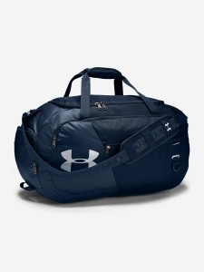 Taška Under Armour Undeniable Duffel 4.0 Md-Nvy Modrá 616485