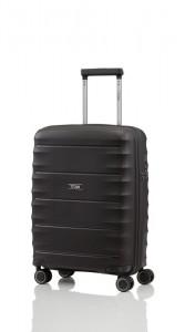 Titan Highlight 4w S palubní cestovní kufr TSA 55x40x20 cm 38 l Black