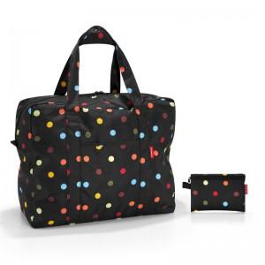 Reisenthel Mini Maxi Touringbag skládací cestovní taška 40 l Dots