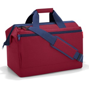 Reisenthel Allrounder L Pocket Dark Ruby