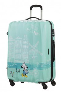 American Tourister Cestovní kufr Disney Legends Spinner 19C 88 l – Take Me Away Minnie Amsterdam