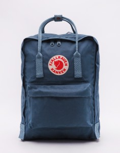Batoh Fjällräven Kanken 540/908 Royal Blue-Goose Eye Malé (do 20 litrů)