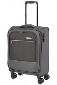 Travelite Arona S palubní cestovní kufr TSA 55 cm Anthracite