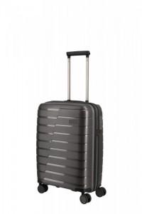 Travelite Air Base S palubní cestovní kufr TSA 55 cm 37 l Anthracite