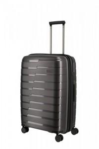 Travelite Air Base M cestovní kufr TSA 67 cm 71 l Anthracite