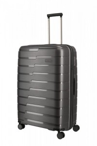 Travelite Air Base L cestovní kufr TSA 77 cm 105 l Anthracite