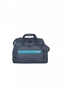 Travelite Madeira Weekender extra lehká cestovní taška 30 l Navy/Blue