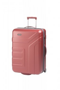 Travelite Vector 2w L cestovní kufr TSA 73 cm 110 l Coral