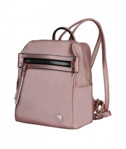 Titan Spotlight Zip Backpack dámský městský batůžek 11 l Metallic Pink
