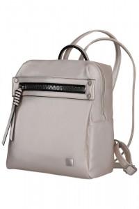 Titan Spotlight Zip Backpack dámský městský batůžek 11 l Metallic Pearl