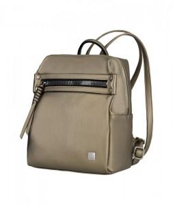 Titan Spotlight Zip Backpack dámský městský batůžek 11 l Metallic Gold