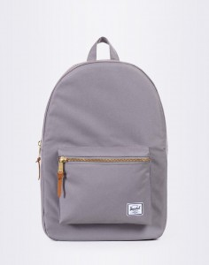 Batoh Herschel Supply Settlement Mid-Volume Grey