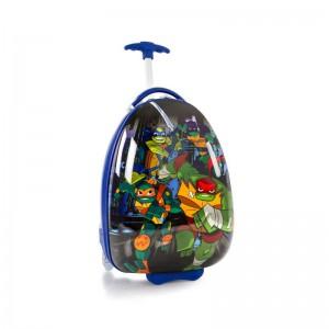 Heys Kids 2w dětský cestovní kufr 46 cm TMNT
