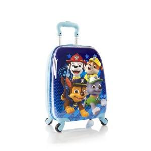 Heys Kids 4w Paw Patrol dětský cestovní kufr 46 cm Dark Blue