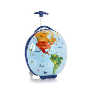 Heys Kids 2w dětský cestovní kufřík 41 cm Globe