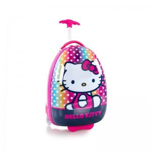 Heys Kids 2w dětský cestovní kufr 46 cm Hello Kitty