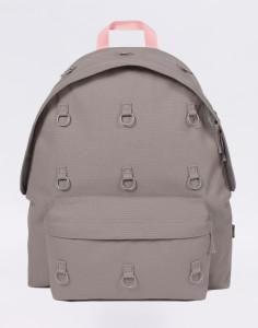 Batoh Eastpak Raf Simons Padded Loop RS Grey/Pink Střední (21 – 30 litrů)