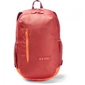 UA Roland Backpack-PNK Fractal Pink / Fractal Pink / Peach Plasma