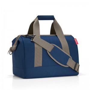 Reisenthel Allrounder M brašna ve tvaru doktorského kufříku 40 cm Dark Blue