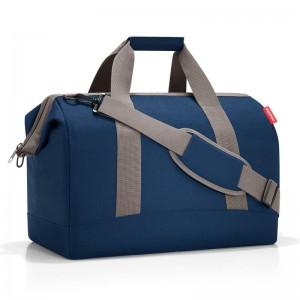 Reisenthel Allrounder L brašna ve tvaru doktorského kufříku 48 cm Dark Blue