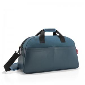 Reisenthel Overnighter Canvas cestovní taška 60 cm 45 l Blue