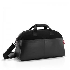 Reisenthel Overnighter Canvas cestovní taška 60 cm 45 l Black