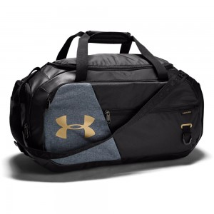 Undeniable Duffel 4.0 SM-BLK Black / Black / Metallic Gold