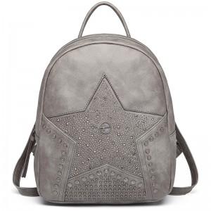 Dámský batoh Tamaris Star – šedá