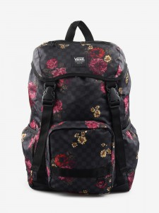 Batoh Vans Wm Ranger Backpack Botanical Check Barevná 622538