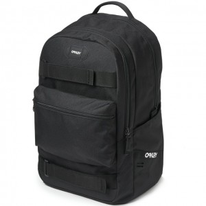 Oakley Street Skate Backpack Blackout