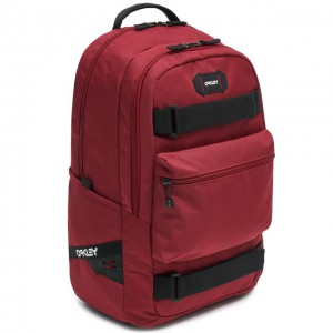 Oakley Street Skate Backpack Raspberry
