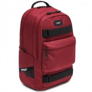 Oakley Street Skate Backpack Raspberry