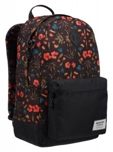 Burton Kettle Pack Black Fresh Pressed