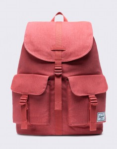 Batoh Herschel Supply Dawson Cotton Casuals MINERALRED Malé (do 20 litrů)