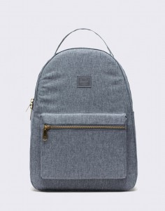Batoh Herschel Supply Nova Mid-Volume Light RAVEN X Malé (do 20 litrů)