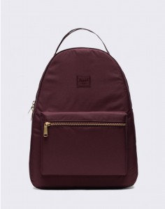 Batoh Herschel Supply Nova Mid-Volume Light PLUM Malé (do 20 litrů)