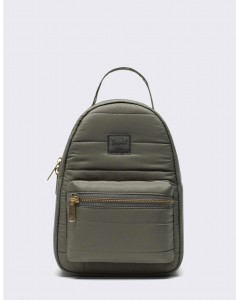 Batoh Herschel Supply Nova Small DUSTYOLIVE Malé (do 20 litrů)