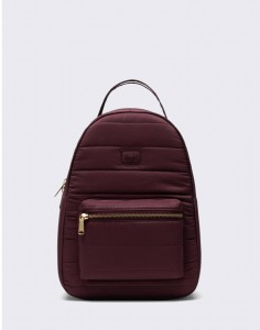 Batoh Herschel Supply Nova Small PLUM Malé (do 20 litrů)