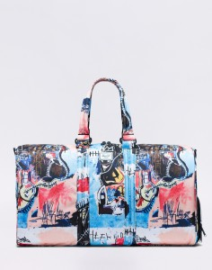 Herschel Supply Basquiat Novel BASQ SKULL